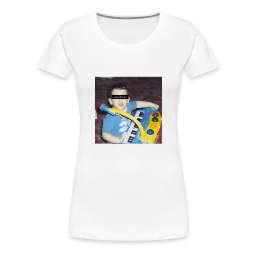 childhood - Women's Premium T-Shirt
