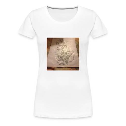 My own designs - Women's Premium T-Shirt