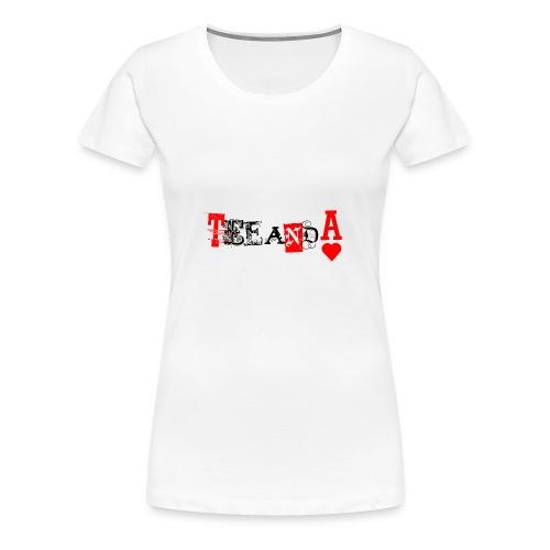 TeeAndA - Women's Premium T-Shirt