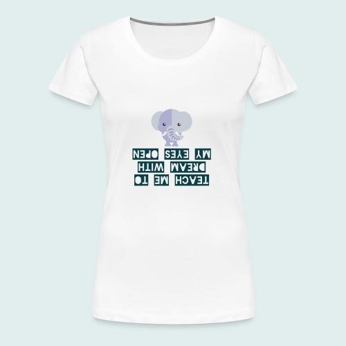 DREAM - Women's Premium T-Shirt