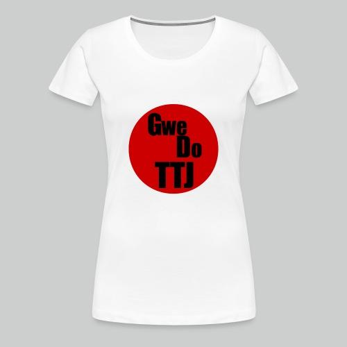 GwedoTheme - Women's Premium T-Shirt