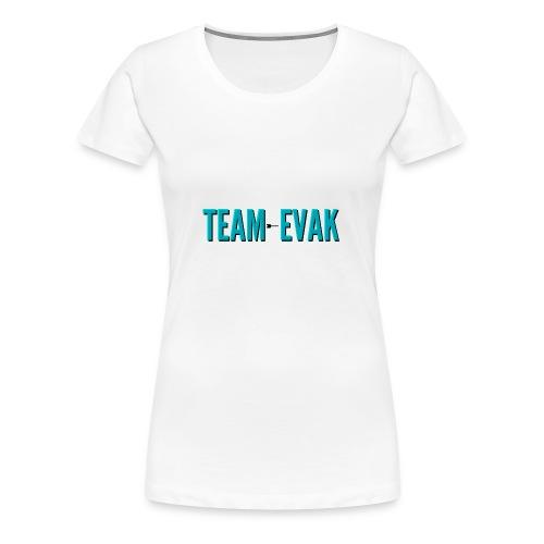 Team Evak Design - Skam - Women's Premium T-Shirt