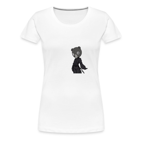 Jinnosuke Stand off pose - Women's Premium T-Shirt