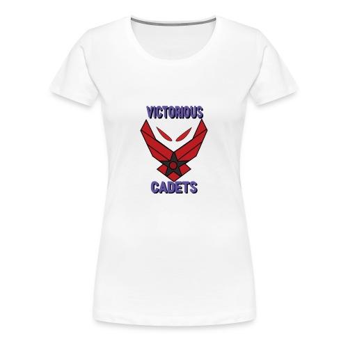 Victorious Cadets Logo - Women's Premium T-Shirt