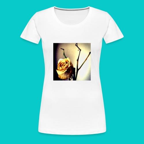 Wilted - Women's Premium T-Shirt