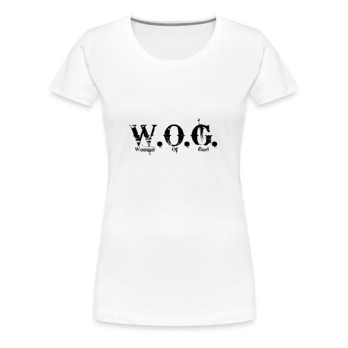 wog1 - Women's Premium T-Shirt
