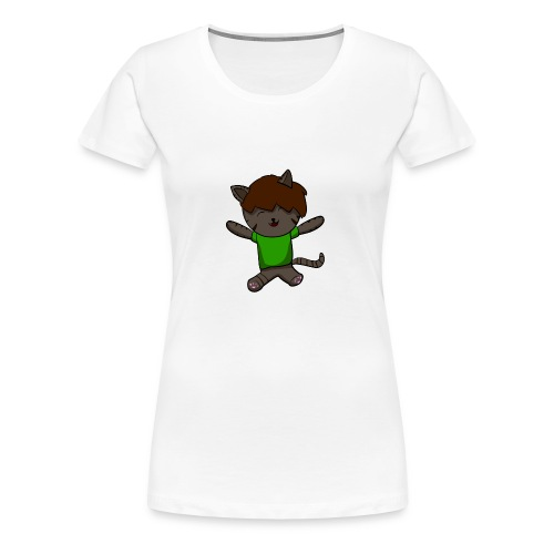 kitty ambuscade - Women's Premium T-Shirt