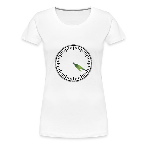 420 Time - Women's Premium T-Shirt