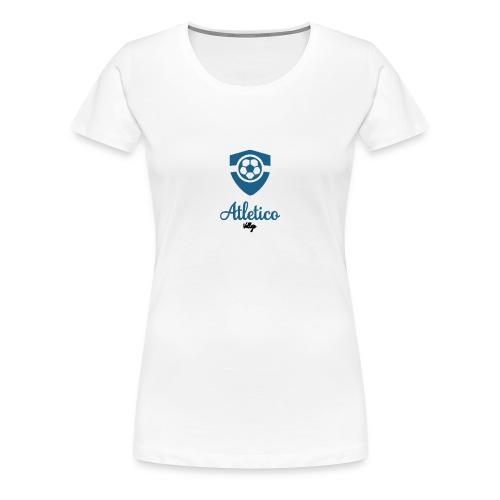 Atletico Vallejo - Women's Premium T-Shirt