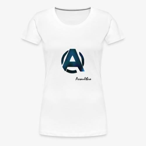 Assaultbro - Women's Premium T-Shirt