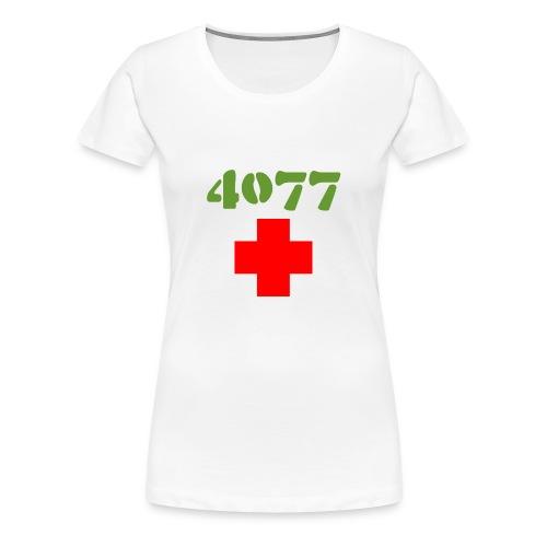 Mash 4077 - Women's Premium T-Shirt