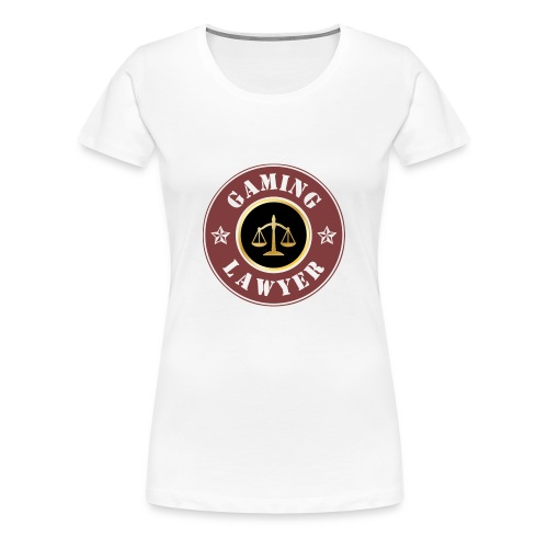 Gaming Lawyer Classic - Women's Premium T-Shirt