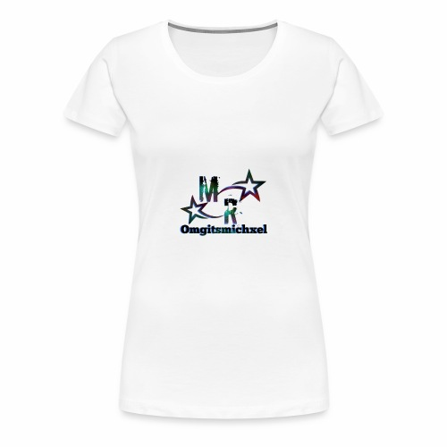 Omgitsmichxel Official Merch - Women's Premium T-Shirt