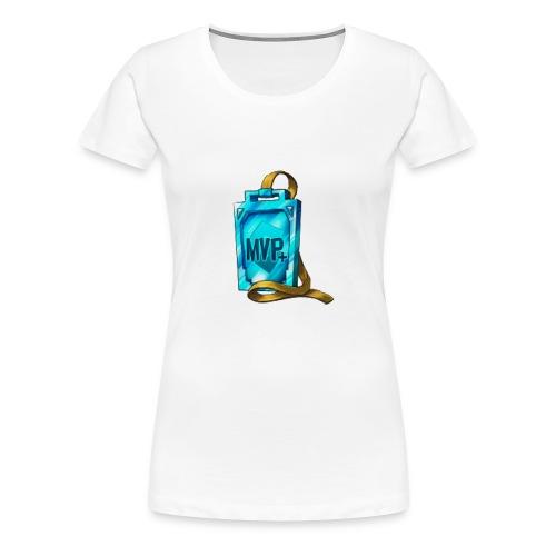 MVP+ - Women's Premium T-Shirt