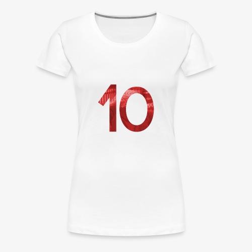 10Hits Album Art - Women's Premium T-Shirt