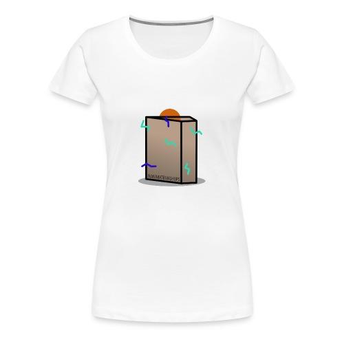 InanimateMashups Logo Tees - Women's Premium T-Shirt