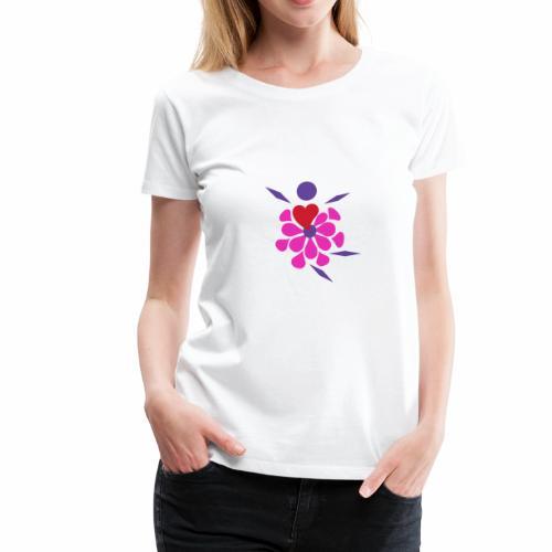 Flower Damcer - Women's Premium T-Shirt