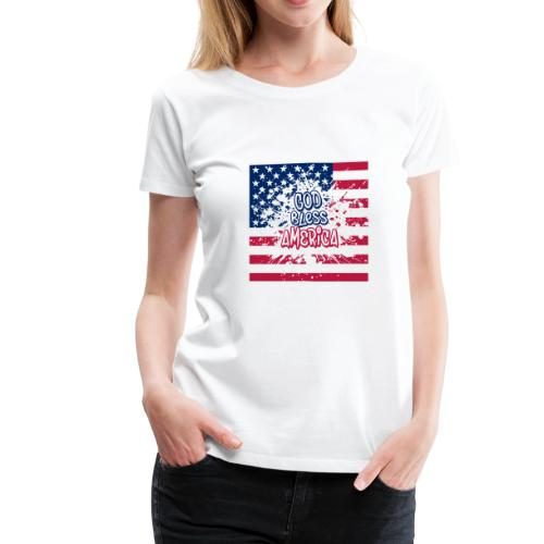 Special America Independence Day - Women's Premium T-Shirt