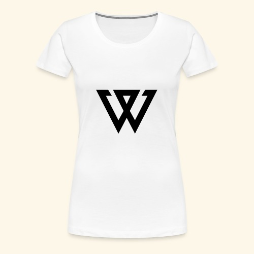 WINNER LOGO - Women's Premium T-Shirt