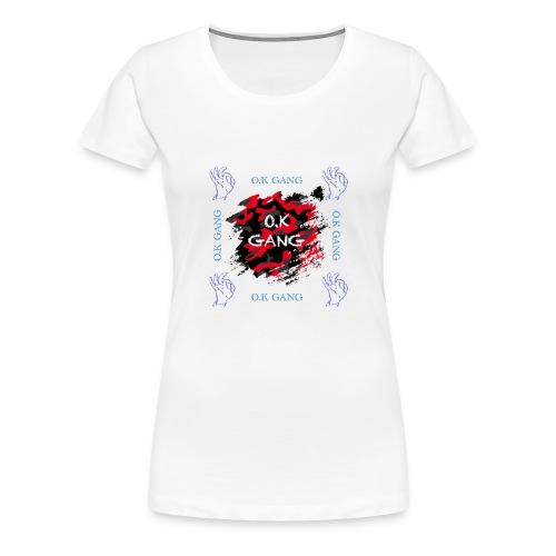 Many names. one fam! - Women's Premium T-Shirt