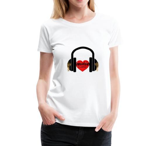 B-Savage Music Official Logo - Women's Premium T-Shirt
