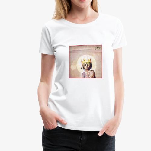 Album art work king kasey - Women's Premium T-Shirt