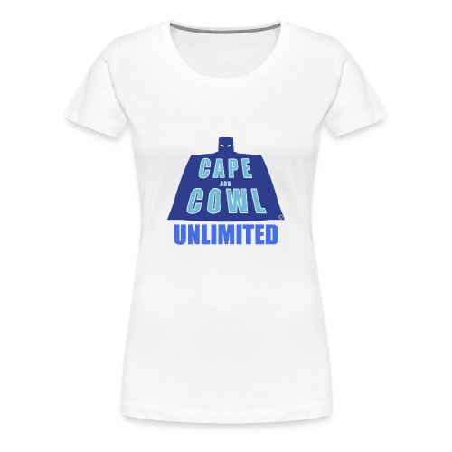 Cape and Cowl Unlimited - Women's Premium T-Shirt