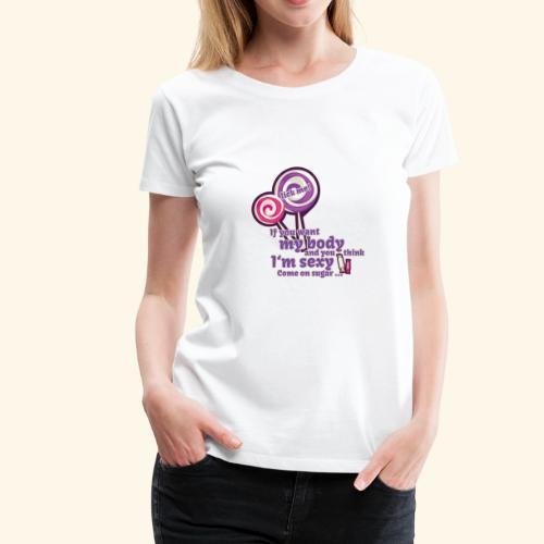 Do you think - Women's Premium T-Shirt