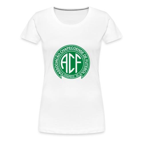 CHAPECOENSE - Women's Premium T-Shirt