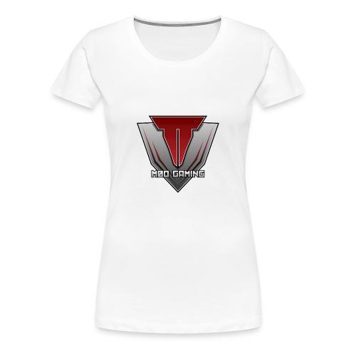 m0o gaming - Women's Premium T-Shirt