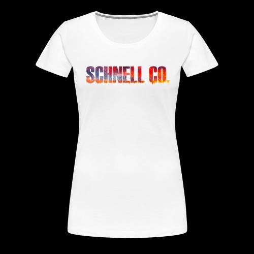 Meltdown - Women's Premium T-Shirt