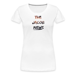 jacob news - Women's Premium T-Shirt