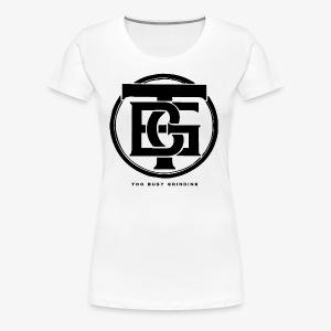 TBG - Women's Premium T-Shirt