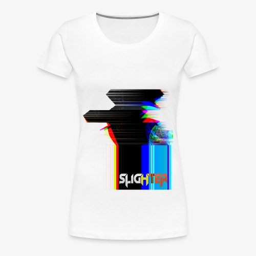 Chroma Glitch - Women's Premium T-Shirt