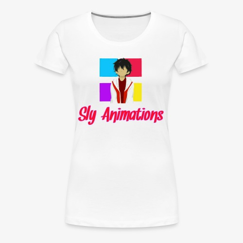 Sly animations - Women's Premium T-Shirt