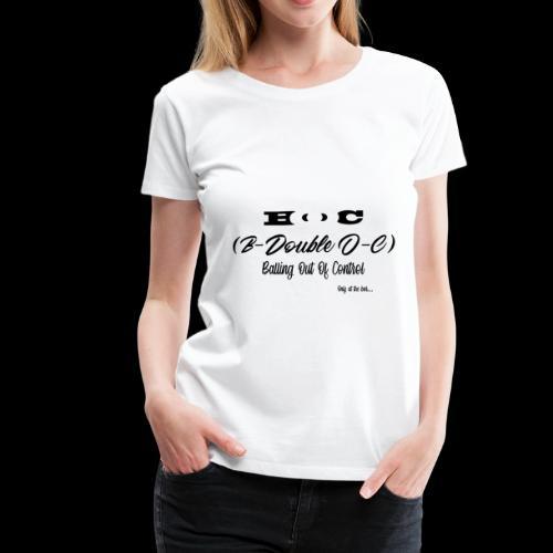 BOOC - Women's Premium T-Shirt