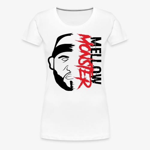 Mellow Monster - Women's Premium T-Shirt