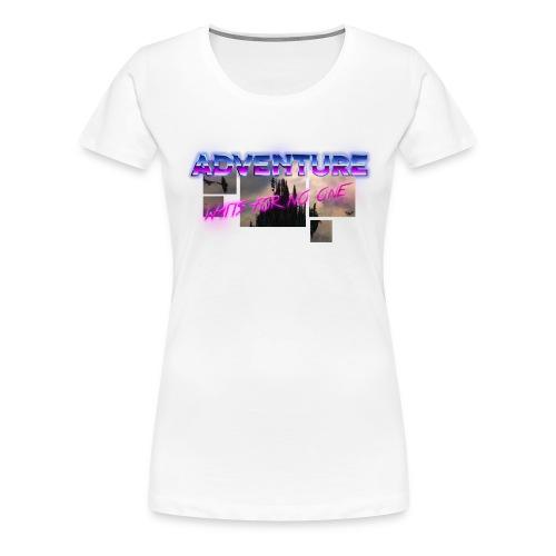 An 80's Adventure - Women's Premium T-Shirt