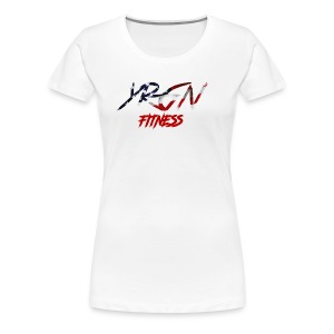 YRGN FITNESS - Women's Premium T-Shirt
