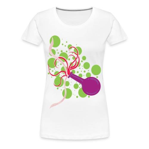 Monster in a Bottle - Women's Premium T-Shirt