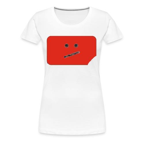CraziLilBoy logo - Women's Premium T-Shirt