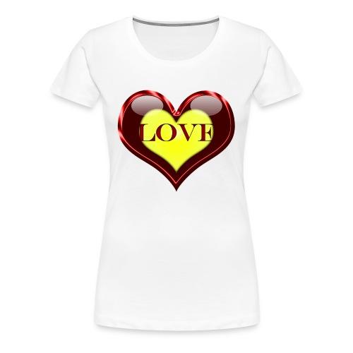 My Love - Women's Premium T-Shirt