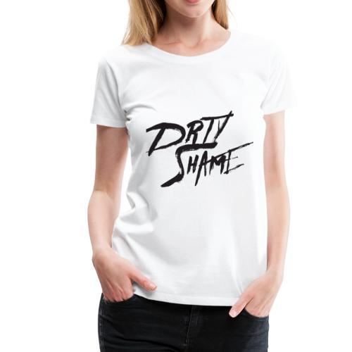 Drty Shame Logo - Women's Premium T-Shirt