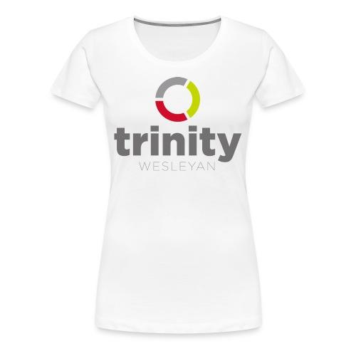 Trinity Logo - Women's Premium T-Shirt