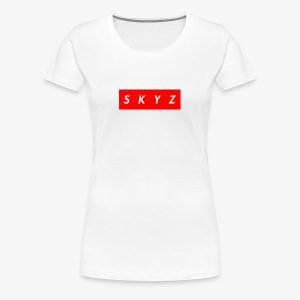 Supreme remake from Skyz - Women's Premium T-Shirt