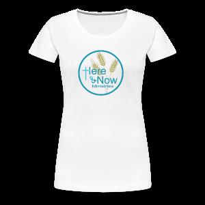 Here & Now - Women's Premium T-Shirt