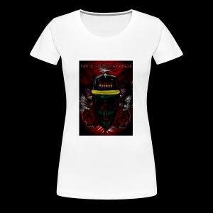 FlipFlap Nation - Women's Premium T-Shirt