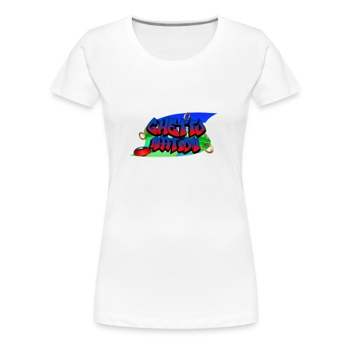 GHETTO HOG 5 (Plus Size) - Women's Premium T-Shirt