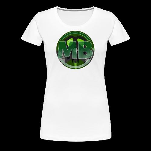 Official Mblohr Logo - Women's Premium T-Shirt