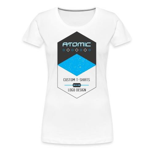 Atomic Hex - Women's Premium T-Shirt